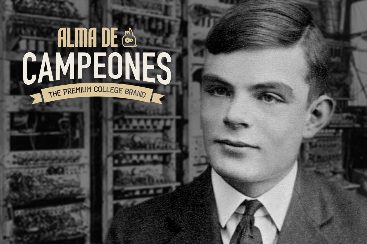 Alan Turing, padre de la IA