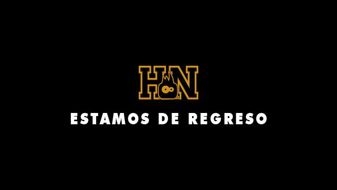 HN: Estamos de regreso.